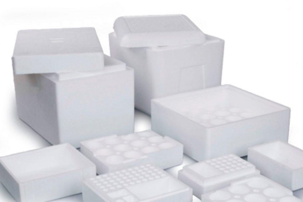 Jual styrofoam box